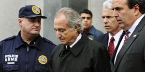Bernie Madoff - Arrested
